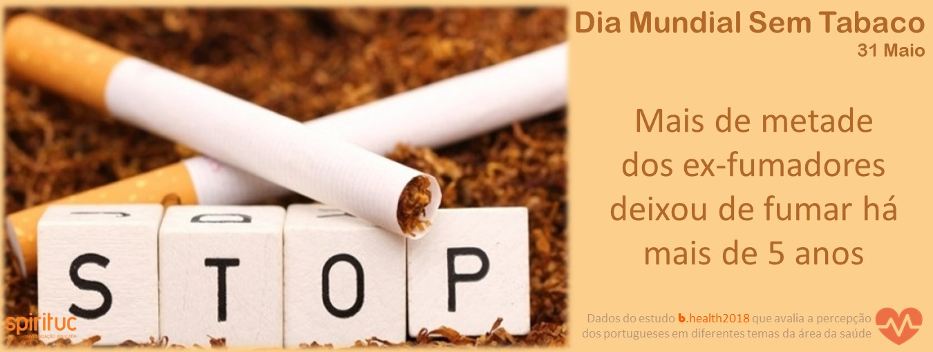Dia Mundial Sem Tabaco (31 Maio)
